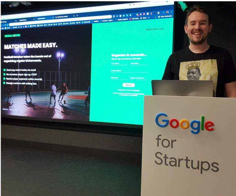 Photo for Techhub Demo Night at Google Campus blog